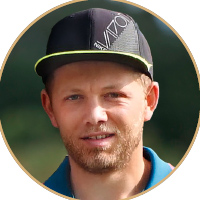 Jannik Rosner, Golfclub Lüderich