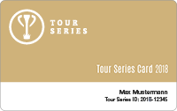 Tour Series Card 49