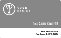 Tour Series Card