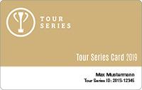 Tour Series Card 49