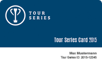 Tour Series Card 29